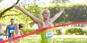 bieganie, jogging, sport a płodność, ćwiczenia przed ciażą