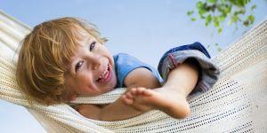 Bieganie na bosaka jest zdrowe dla dziecka