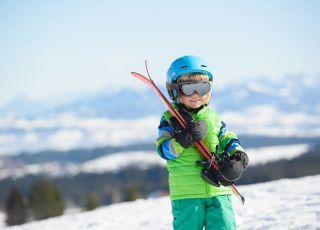 Bielizna termoaktywna dla dzieci na zimę