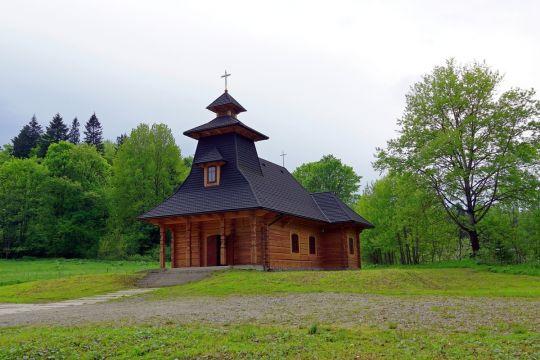 bieszczady atrakcje dla dzieci cerkiew w Mucznem
