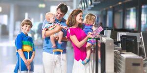 Bilet lotniczy dla dziecka do 2 lat