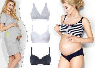 Jaką bieliznę wybrać w ciąży, do karmienia i po porodzie? Wygodną, ale i ładną! (I tylko w dobrej cenie!)