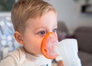 Błąd, który przy inhalacji popełnia większość rodziców