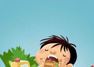 Błędy w diecie niemowlęcia