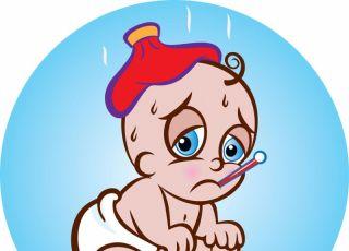 Gorączkowe błędy, czyli jak nie obniżać gorączki u dziecka?