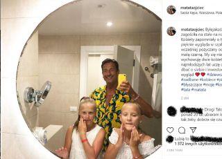 """Bloger parentingowy przygotowuje córki do ról """"kobietek"""". Uczy je, jak powinny dbać o wygląd"""