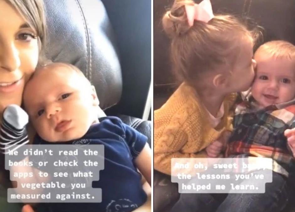 blogerka o uczuciach do drugiego dziecka