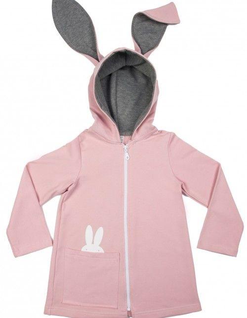 bluza z długimi uszami dla dzieci diverso design 120zł