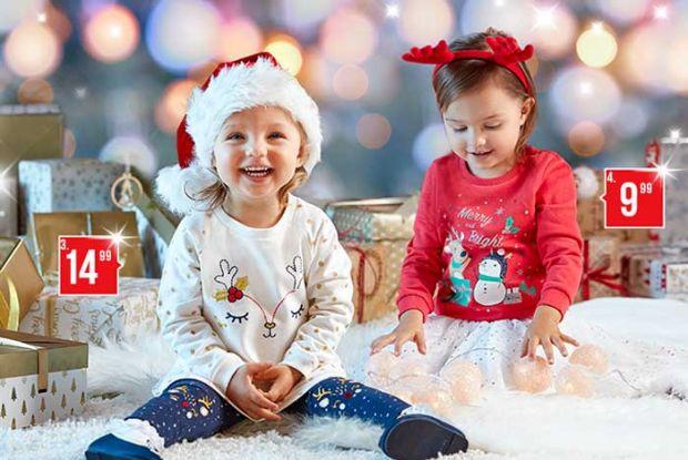 Bluzki świąteczne Pepco