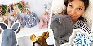 bluzy z uszami dla dzieci ładniejsze niż klary