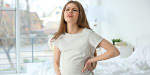 ból jajnika w ciąży