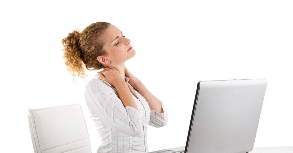 Ból pleców i szyi