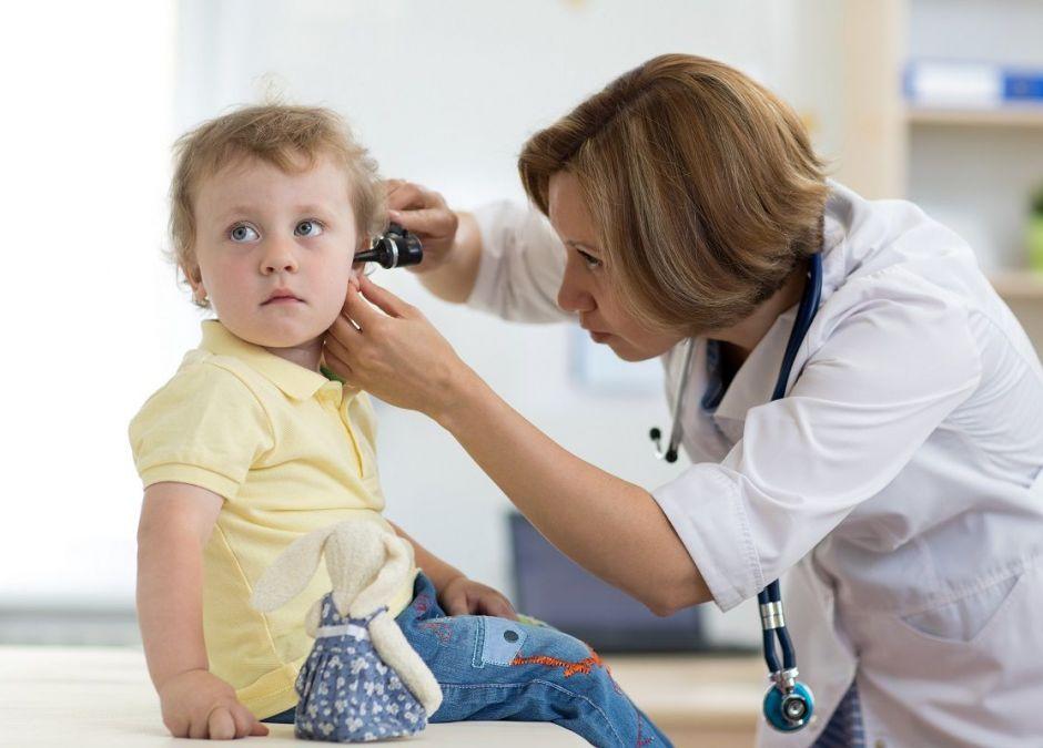 Ból ucha u dziecka to najczęściej objaw zapalenia