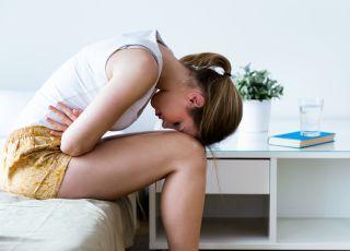 Ból żołądka w ciąży