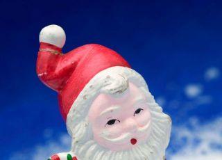 bombka, mikołaj, święta, Boże Narodzenie