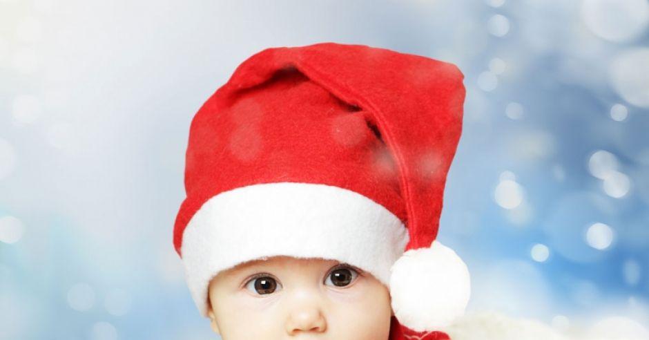 Boże Narodzenie, niemowlę