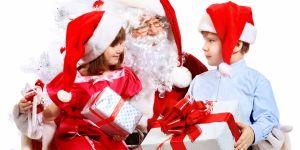 Boże Narodzenie, Święta, Święty Mikołaj