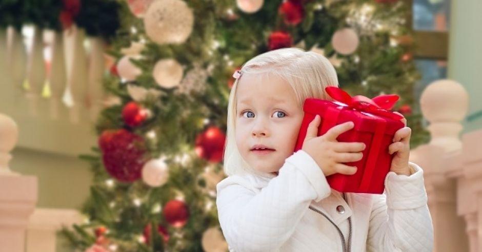 Boże Narodzenie z dzieckiem