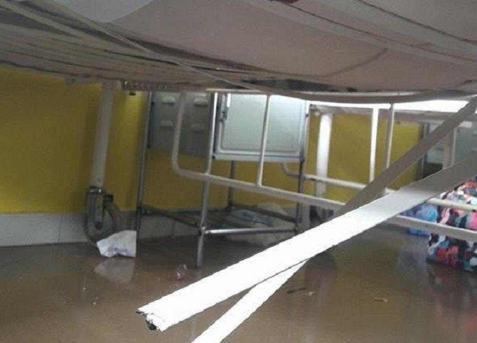 Brak sprzętu w jednym z oddziałów ICZMP w Łodzi