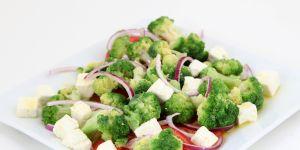 brokuły, sałatka