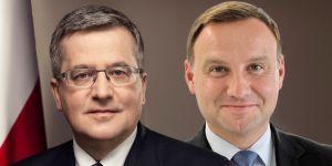 Bronisław Komorowski, Andrzej Duda, wybory prezydenckie 2015, kandydat na prezydenta, kandydaci na prezydenta, polityka prorodzinna