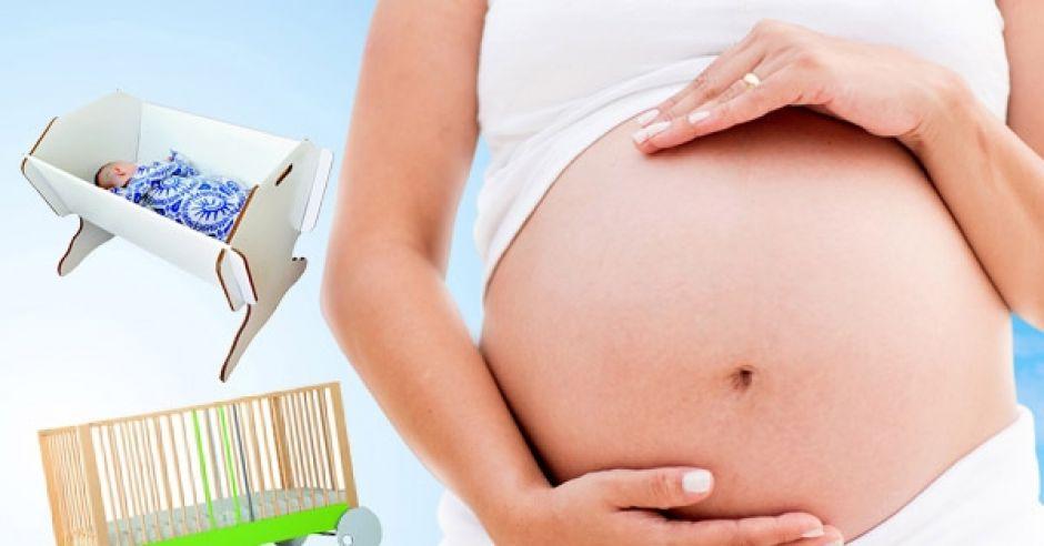 brzuch, ciąża, łóżeczka dla dzieci