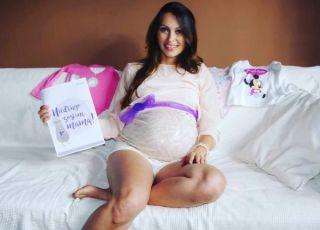 brzuch ciążowy