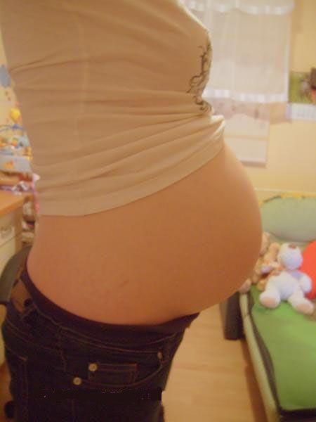 Dentysta w 8 miesiącu ciąży