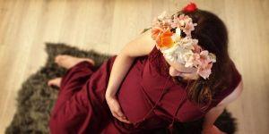brzuszek w ciąży