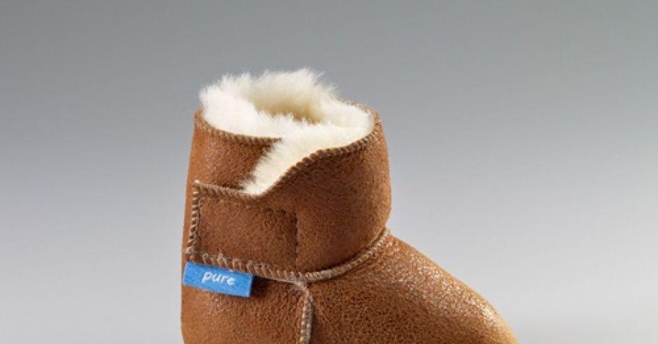 bucik, buciki, Pure North, buciki dla niemowlaka