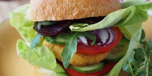 burgery, burgery wegańskie, burgery roślinne, burgery wegetariańskie