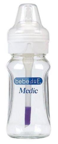 Butelka antykolkowa Bebe due Medic