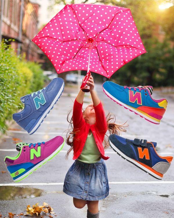 buty dla dzieci, New Balance