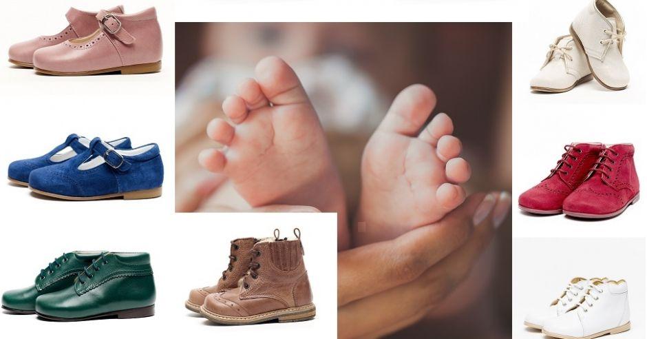 Buty dla niemowlaka - kolekcja wiosna 2016
