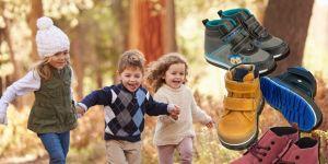buty jesień i zima 2016/2017 chłopiec