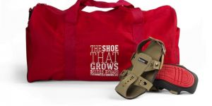 Buty, które rosną - TheShoeThatGrows