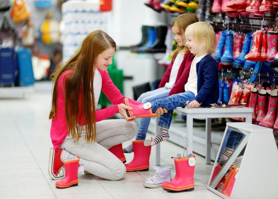 buty na wiosnę dla dzieci
