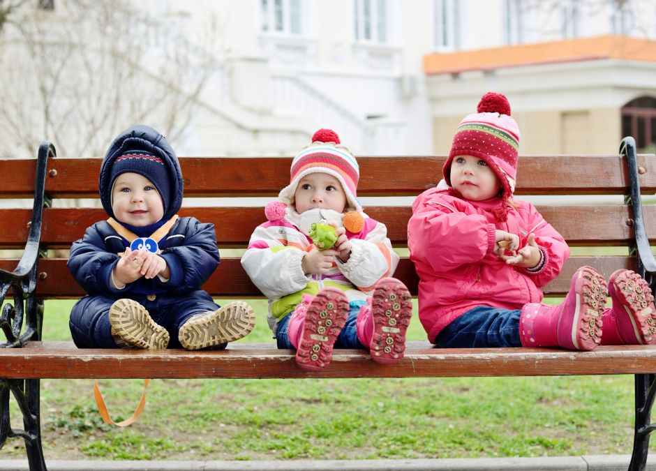 Buty zimowe dla dzieci