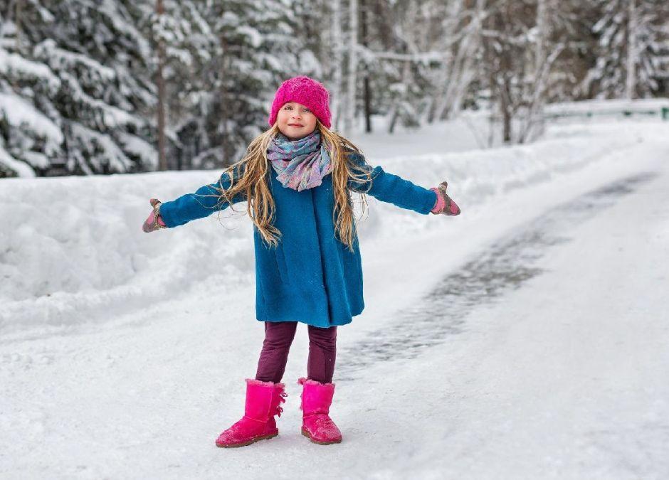 Buty Zimowe Dla Dziewczynki Ktore Nie Zaszkodza Stopom Dziecka Tanie Modele Mamotoja Pl