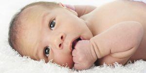 Buzia noworodka