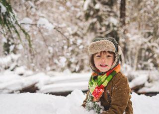 Cebion zimowe zabawy