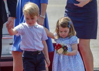 Charlotte i George