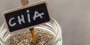 Chia – właściwości odżywcze nasion chia. Kiedy zachować ostrożność?