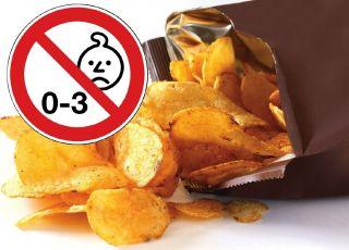 Chipsy nie są dla dzieci