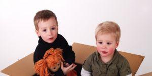 Chłopcy też mają prawo bawić się lalkami