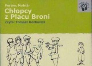 Chłopcy z placu broni, audiobook, audiobook dla dzieci
