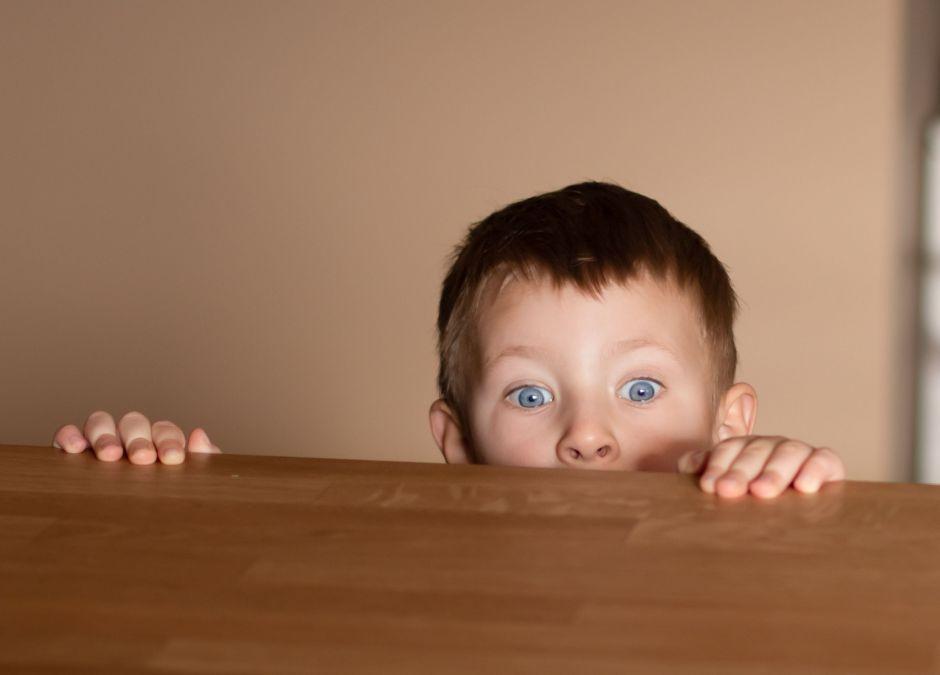 Chłopiec, który odkrył tajemnicę babci