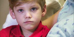 Chłopiec uratował nieprzytomną mamę