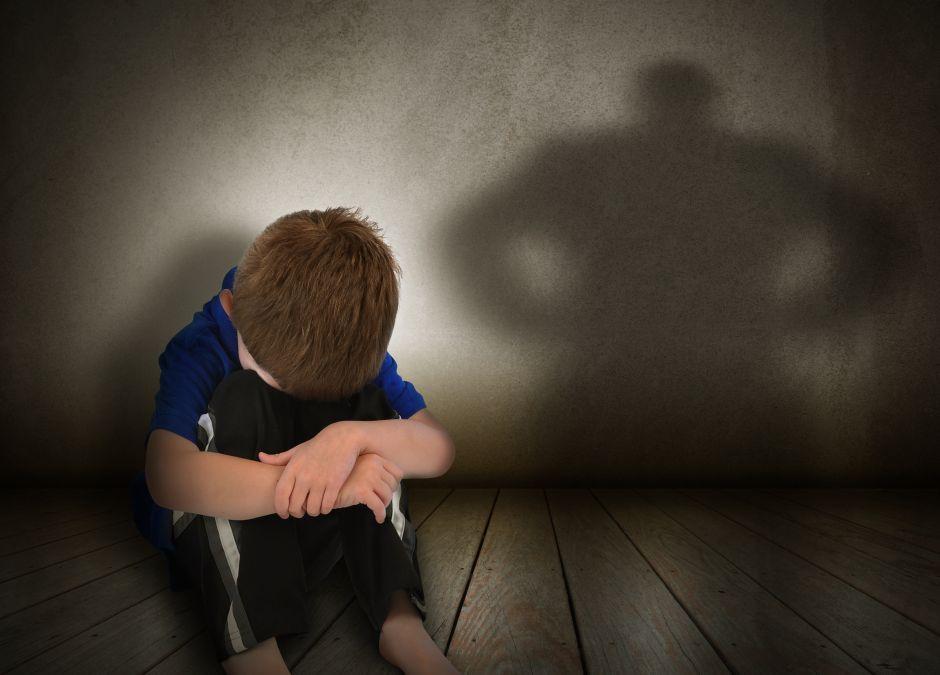 chłopiec zgłosił się na policję