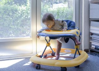 chodzik dla dziecka